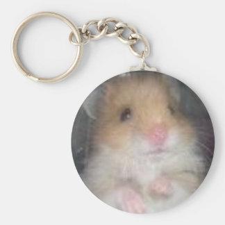 hamster key chain