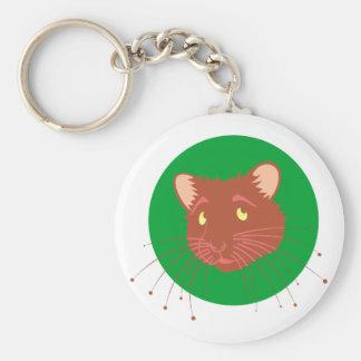 Hamster Key Chains