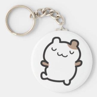 Hamster Keychain