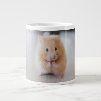 hamster large coffee mug