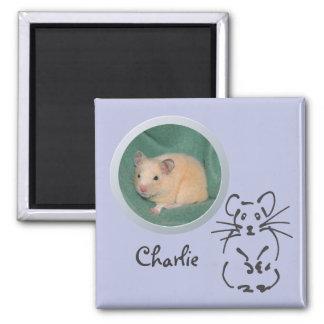 Hamster Memory Add a Photo Refrigerator Magnet