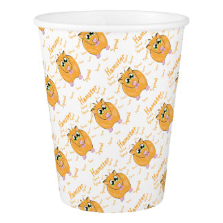 hamster paper cup