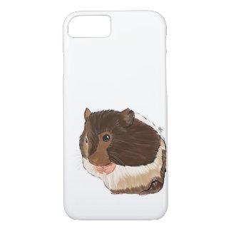 Hamster Phone Case, Hamster Illustration iPhone 7 Case
