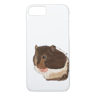 Hamster Phone Case, Hamster Illustration iPhone 8/7 Case