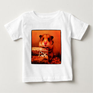 Hamster photo design baby T-Shirt