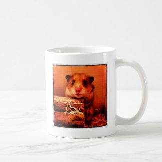 Hamster photo design coffee mug
