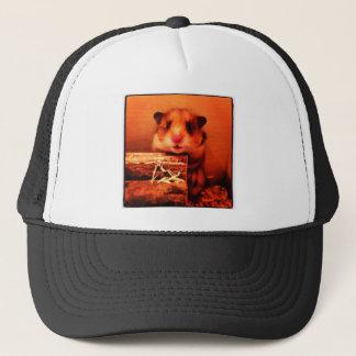 Hamster photo design trucker hat
