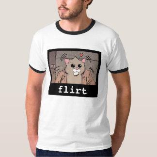Hamster Rage Flirt T-Shirt