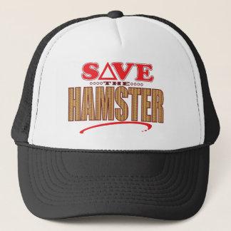 Hamster Save Trucker Hat