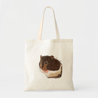 Hamster Tote Bag, Hamster Illustration