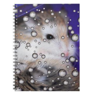 Hamsters Away Notebook