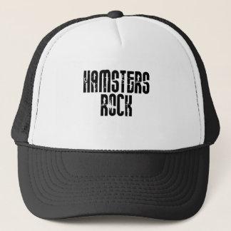 Hamsters Rock Trucker Hat