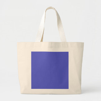 HAN BLUE (solid color) ~ Jumbo Tote Bag