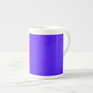 Han Purple Classic Colored Bone China Mugs