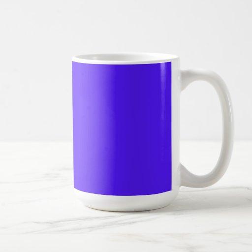 Han Purple Classic Colored Coffee Mugs
