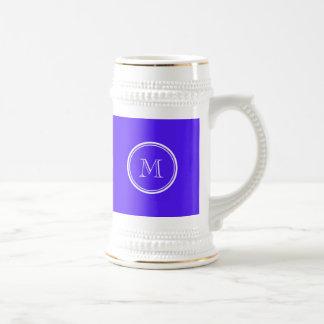 Han Purple High End Colored Monogram Coffee Mugs