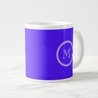 Han Purple High End Colored Monogram Extra Large Mugs