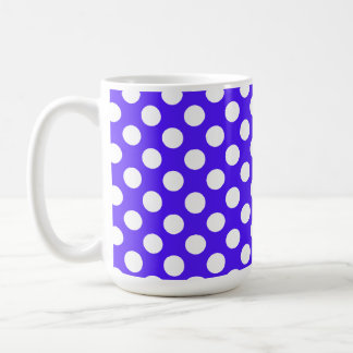 Han Purple Polka Dots Mugs