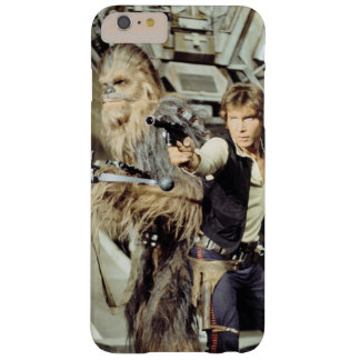 Han Solo and Chewie Still A Barely There iPhone 6 Plus Case