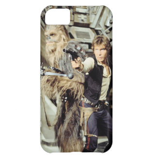 Han Solo and Chewie Still A iPhone 5C Case