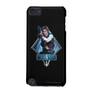 Han Solo Graphic iPod Touch (5th Generation) Case