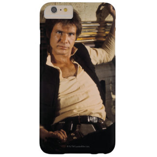 Han Solo Movie Photograph Barely There iPhone 6 Plus Case