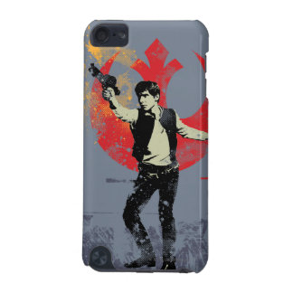 Han Solo Retro iPod Touch (5th Generation) Cover