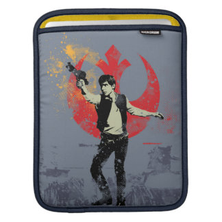 Han Solo Retro Sleeves For iPads