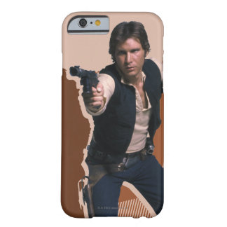 Han Solo Still Barely There iPhone 6 Case
