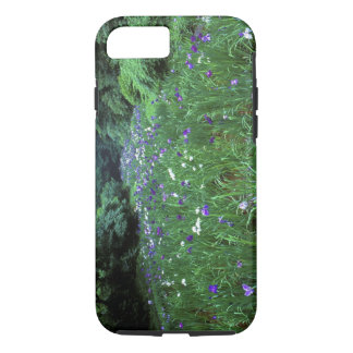 Hana Shobu (Japanese Water Iris), Meiji Shrine, iPhone 8/7 Case