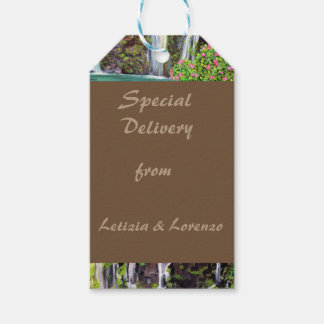 Hana Waterfalls, Gift Tags