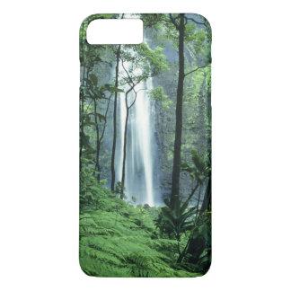 Hanakapiai Falls along the Na Pali Coast, Kauai iPhone 8 Plus/7 Plus Case