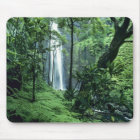 Hanakapiai Falls along the Na Pali Coast, Kauai, Mouse Mat