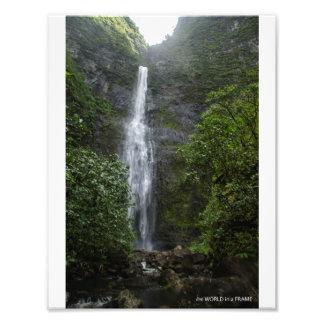 Hanakapi'ai Falls Photograph