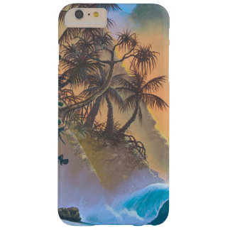 Hanalei Bay Beach Surf Barely There iPhone 6 Plus Case