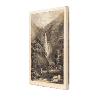 Hanapepe Valley, Hawaii Canvas Print