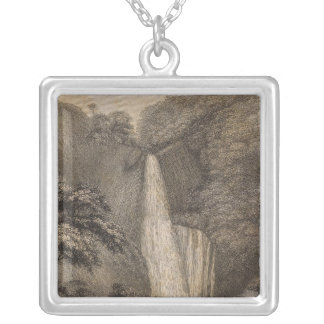 Hanapepe Valley, Hawaii Silver Plated Necklace