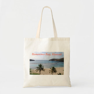 Hanauma Bay Beach, Hawaii Tote Bag
