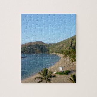Hanauma Bay Beach Jigsaw Puzzle