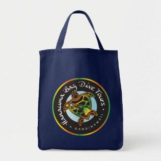 Hanauma Bay Dive Tours Logo Tote Bag