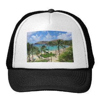 Hanauma Bay Hawaii - 2014 Vacation Trucker Hats