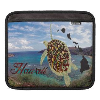 Hanauma Bay Hawaii iPad Sleeve
