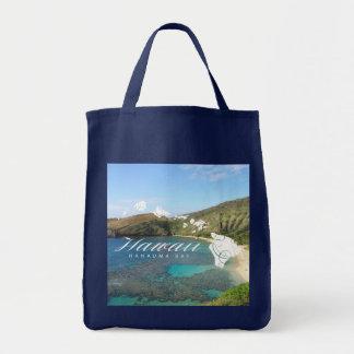 Hanauma Bay - Hawaii Islands Tote Bag