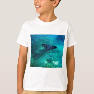 Hanauma Bay Hawaii Spotted Eagle Ray T-Shirt