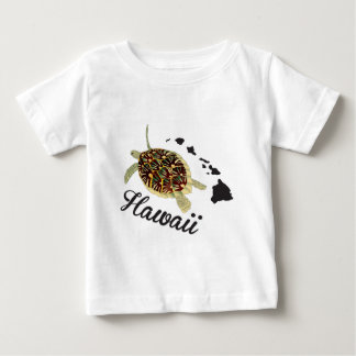 Hanauma Bay Hawaii Turtle Baby T-Shirt