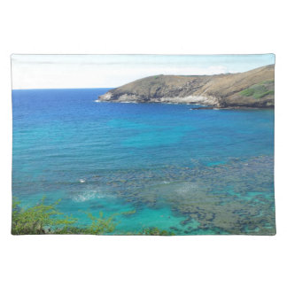 Hanauma Bay Oahu Hawaii Placemat
