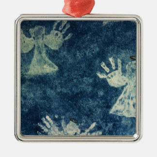 Hand Angels Christmas Ornament