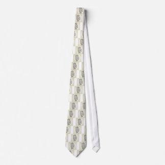 Hand arrow tie