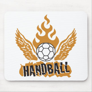 hand ball mouse pad