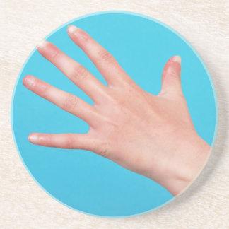 Hand Drink Coaster